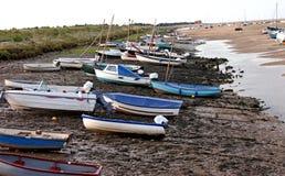 schronienia morze Zdjęcia Royalty Free
