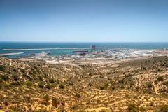 Schronienie Agadir, Maroko Obraz Stock