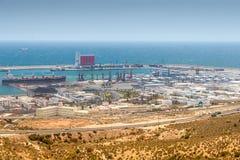 Schronienie Agadir, Maroko Obrazy Stock