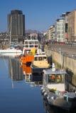schronienie bodo Norway Fotografia Royalty Free