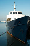 schronienie dokujący statek Obraz Royalty Free