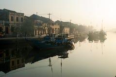 Schronienie Hoi, Wietnam Fotografia Stock