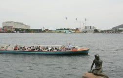 Schronienie Kopenhaga Dani Fotografia Stock