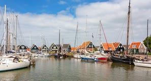 Schronienie Marken, holandie obraz stock