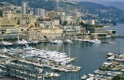 schronienie Monako Fotografia Stock