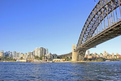 Schronienie most Obraz Royalty Free