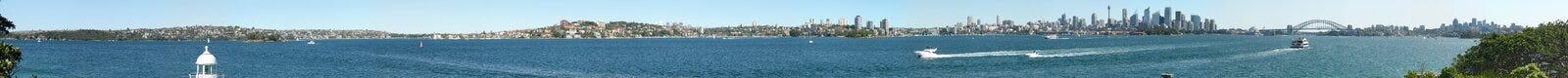 schronienie panorama Sydney zdjęcia royalty free