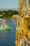 schronienie połowów Obraz Royalty Free