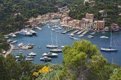 Schronienie Portofino obrazy stock
