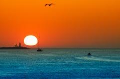 schronienie słońca fotografia stock