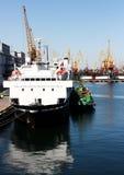 schronienie statki Zdjęcie Royalty Free