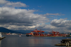 schronienie Vancouver Fotografia Royalty Free