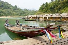 Schronienie w Kao Chang wyspie Obraz Stock