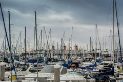 Schronienie w Long Beach Zdjęcie Royalty Free