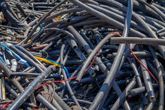 Schrott abgestreifter Plastik 3045 Lizenzfreie Stockbilder