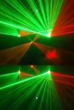 Schrulliger Lichteffekt es. Stockbilder