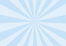 Schätzchen-Blau-Strahlen Lizenzfreie Stockbilder