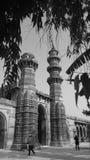 Schuddende minaretten Royalty-vrije Stock Foto