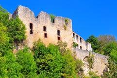 Schuelzburg Castle Stock Image