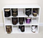 Schuh organazer Stockbilder