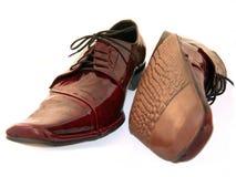 Schuhe Stockfotos