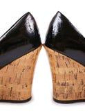 Schuhe der Frauen Stockfoto