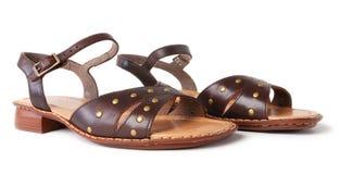 Schuhe der Frauen Lizenzfreie Stockbilder