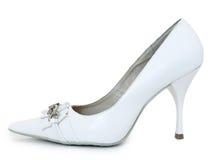 Schuhe der Frauen Stockbild
