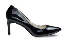 Schuhe des hohen Absatzes Stockfoto