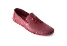 Schuhe für einen jungen Mann Stockfotos