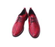 Schuhe für Männer Stockbilder