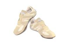 Schuhe für Sport Lizenzfreies Stockfoto