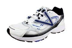 Schuhe, getrennt Stockfoto