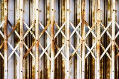 Schuifdeur royalty-vrije stock afbeelding