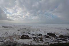 Schuilplaatsinham, Californië Stormachtig weer stock foto's