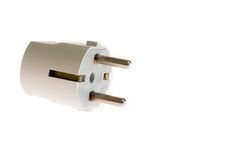 Schuko plug Stock Photos