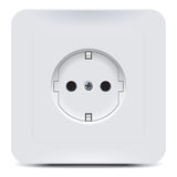 Schuko socket Stock Photos