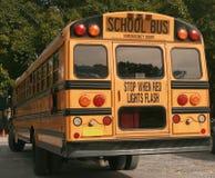 Schulbus Stockfoto