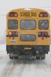 Schulbus 1 Stockbild