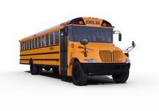 Schulbus-Serie - 1 Lizenzfreies Stockfoto