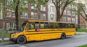Schulbus-Serie - 1 Lizenzfreie Stockbilder