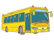 Schulbus-Serie - 1 stock abbildung