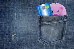 Schuld Conccept, Financiële Crisis Stock Afbeeldingen