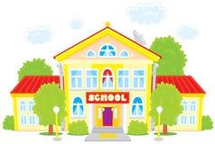 Schule Lizenzfreies Stockbild