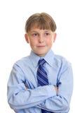 Schule-Junge Lizenzfreies Stockbild