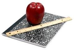 Schule-Material stockfotografie