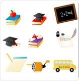 Schule-Nachrichten Lizenzfreie Stockfotos