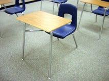 Schule-Schreibtisch Lizenzfreie Stockfotografie