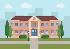 Schule und Ausbildung stock abbildung