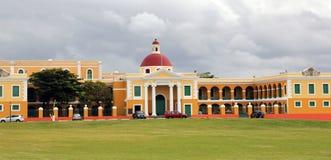 Schule von Künsten in Puerto Rico Stockbild